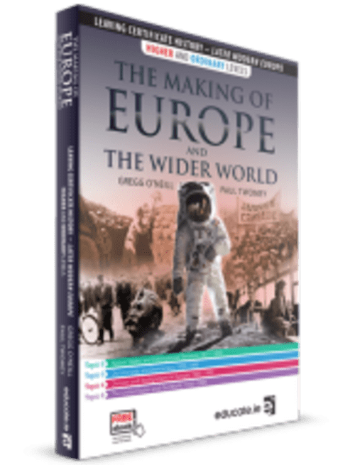 The Making of Europe and the Wider World