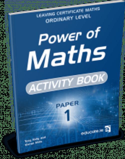 Power of Maths Paper 1 OL Activity Book