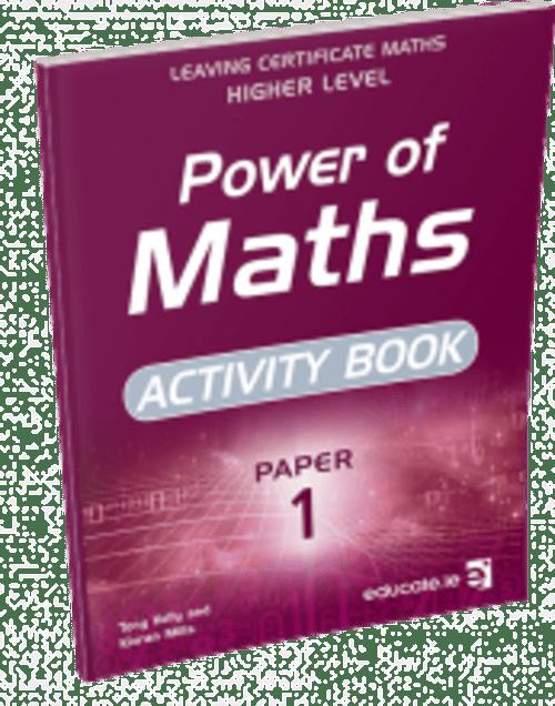 Power of Maths Paper 1 HL Activity Book