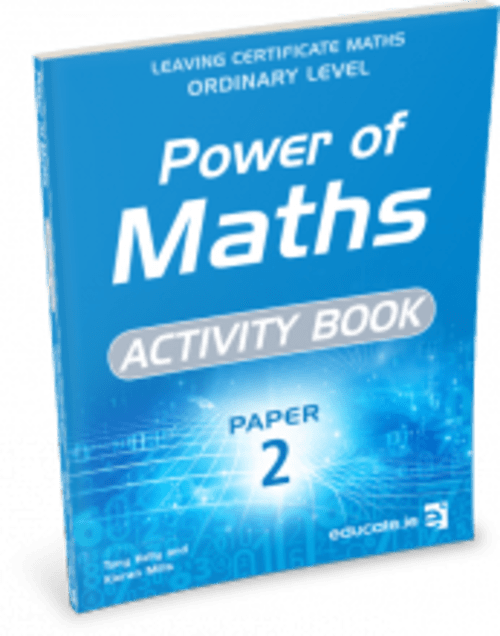 Power of Maths Paper 2 OL Activity Book