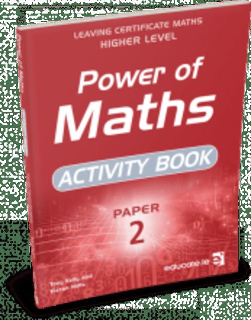 Power of Maths Paper 2 HL Activity Book