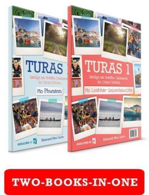 Turas 1 Portfolio/Activity Book
