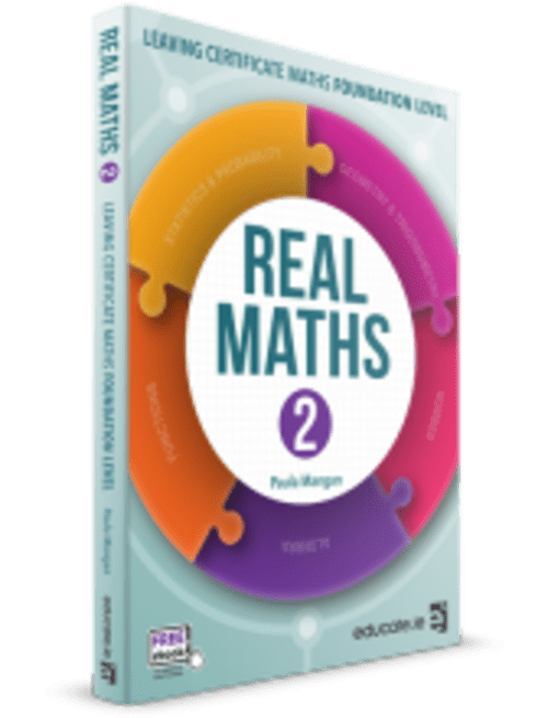 Real Maths 2 - Leaving Certificate Foundation Level