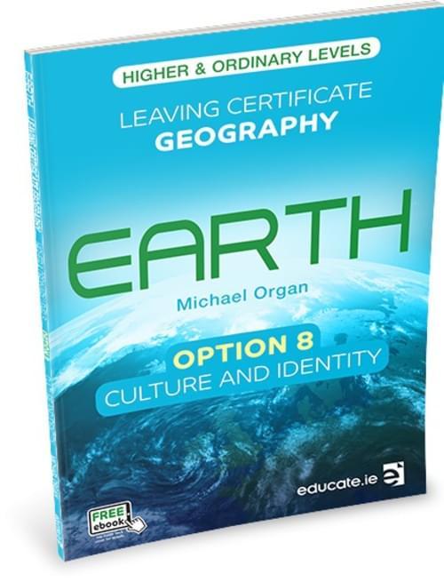 Earth  Option 8: Culture & Identity (HL & OL)