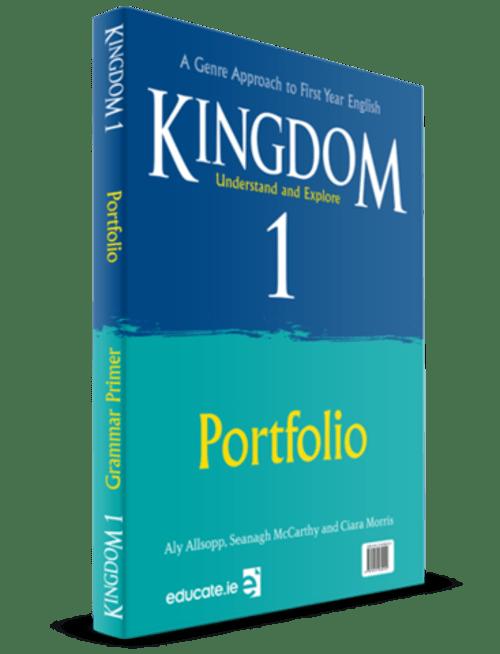 Kingdom 1 Portfolio Book/Grammar Primer