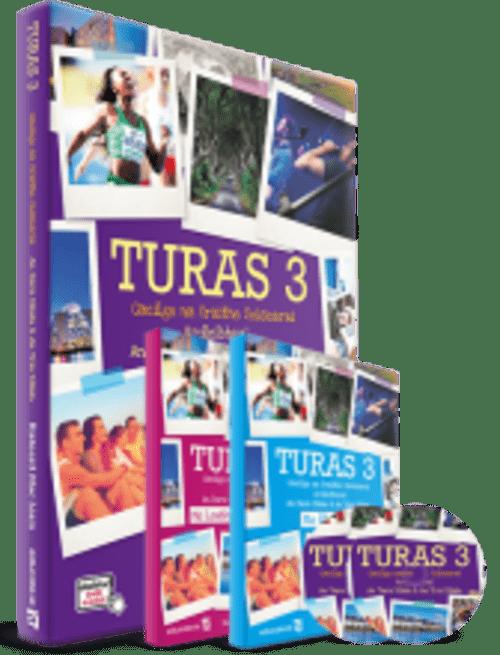 Turas 3 Pack - includes (Textbook, Portfolio/Activity Book)