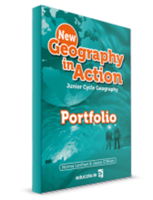 New Geography in Action Portfolio/Activity Book