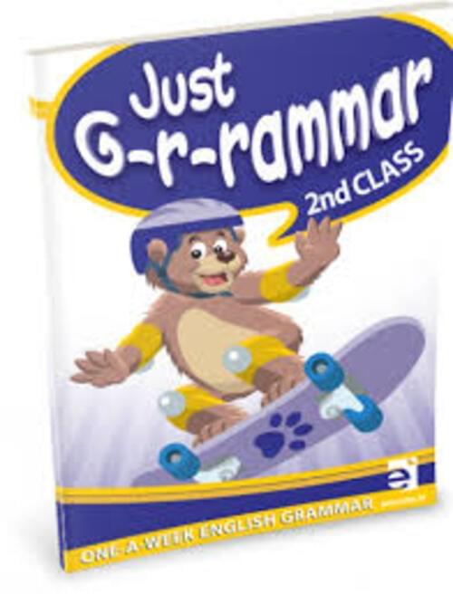 Just Grammar 2nd Class - Educate.ie