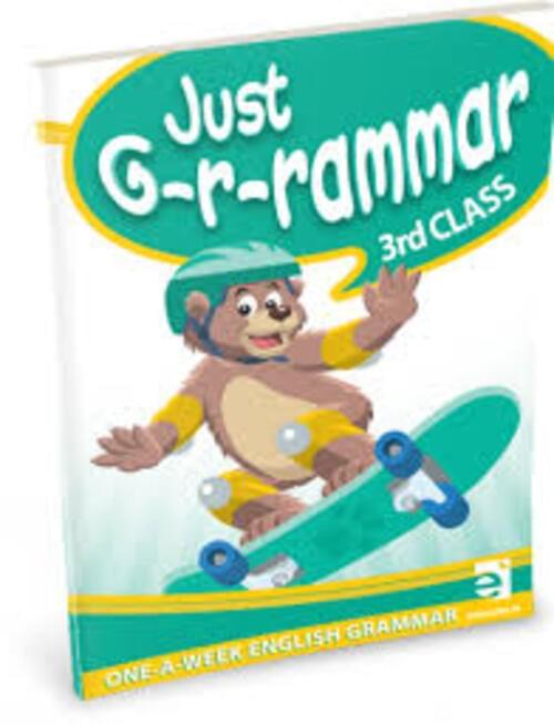 Just Grammar 3rd Class - Educate.ie