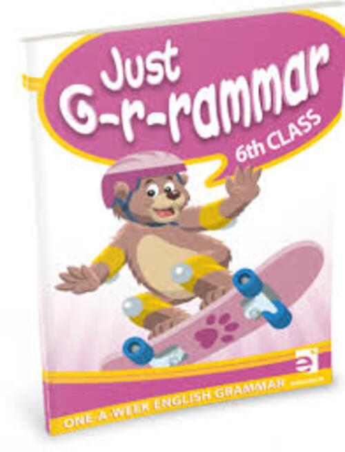 Just Grammar 6th Class - Educate.ie