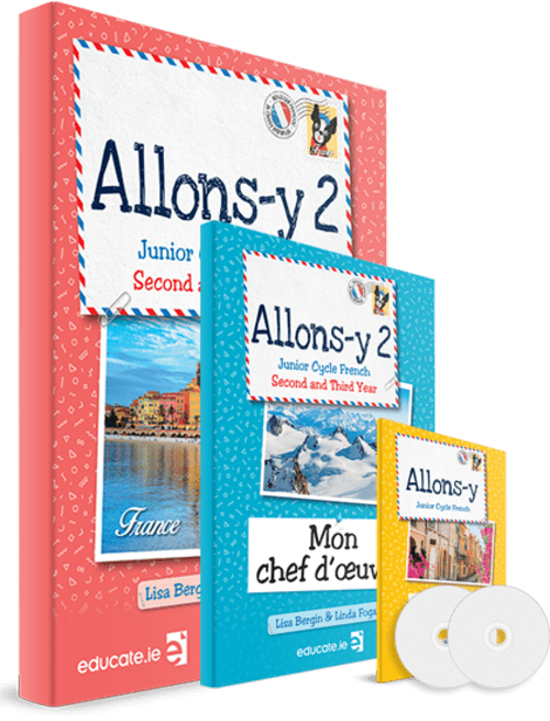 Allons Y! 2 Pack