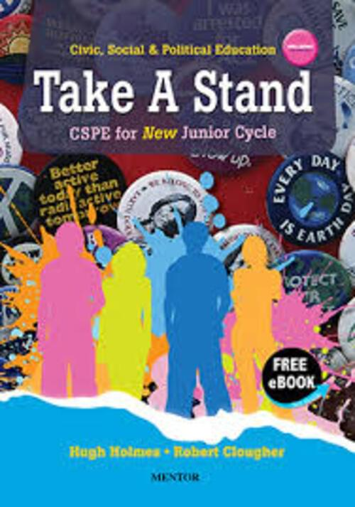 Take a Stand - Textbook and Student Portfolio