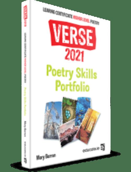 Verse 2021 Higher Level Portfolio Only