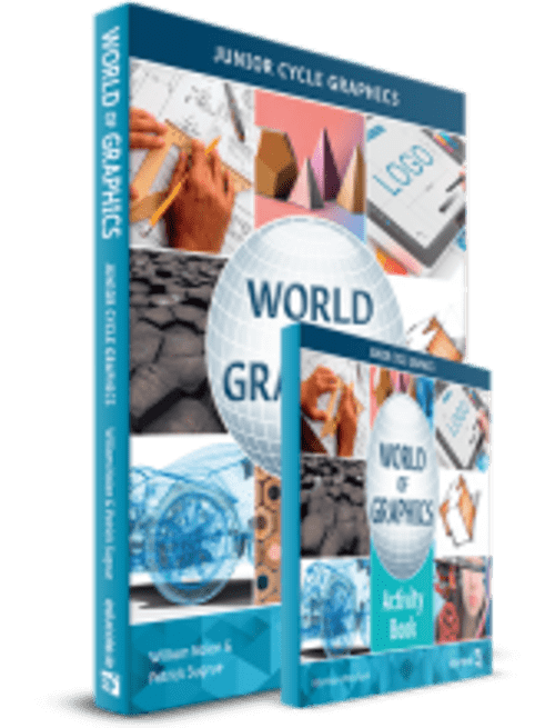World of Graphics - Textbook and Activity Book