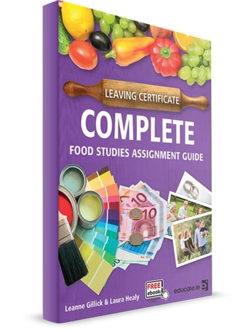 Complete Home Economics (Updated 2nd Edition) Food Studies Assignment Guide*