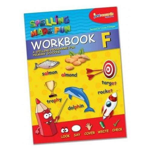 Spelling Made Fun Workbook F
