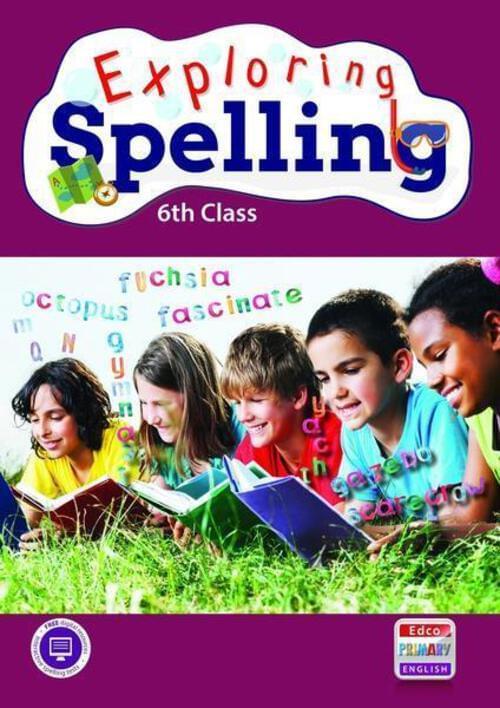 EXPLORING SPELLING 6 (6TH CLASS)