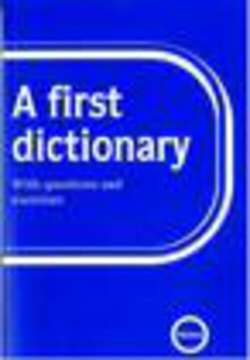 A FIRST DICTIONARY (NISBET) Edco