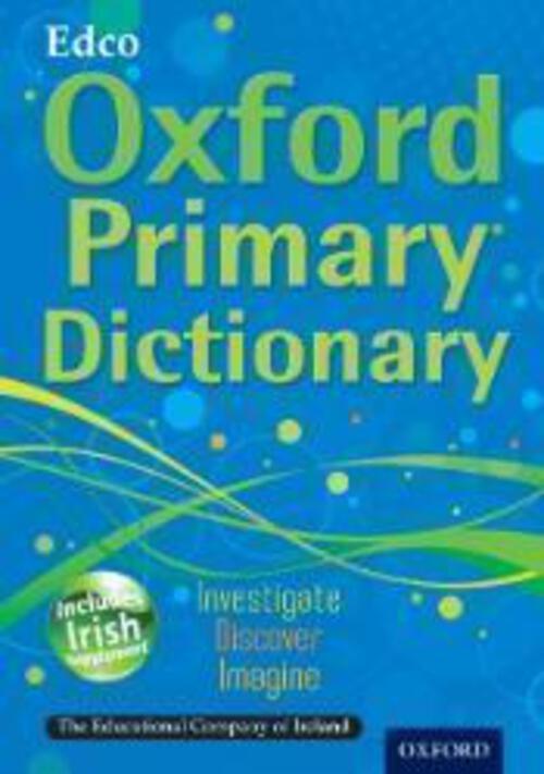 Edco Oxford Primary English Dictionary
