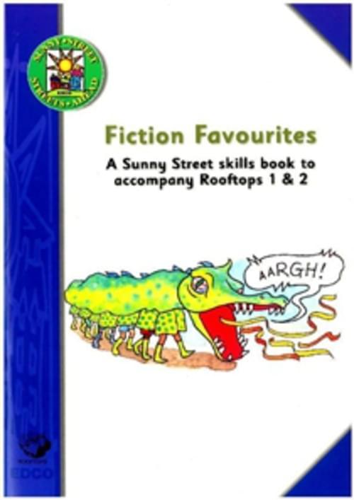 FICTION FAVOURITES SKILLS BOOK Edco