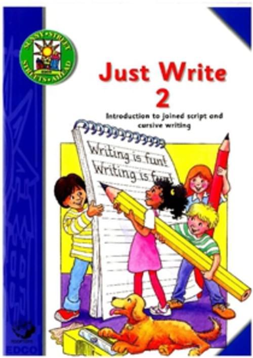 JUST WRITE 2 Edco