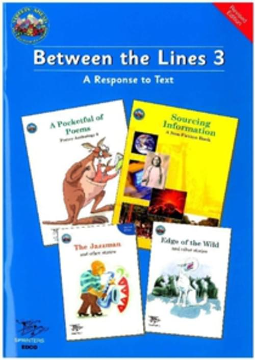 BETWEEN THE LINES 3 - 5TH CLASS