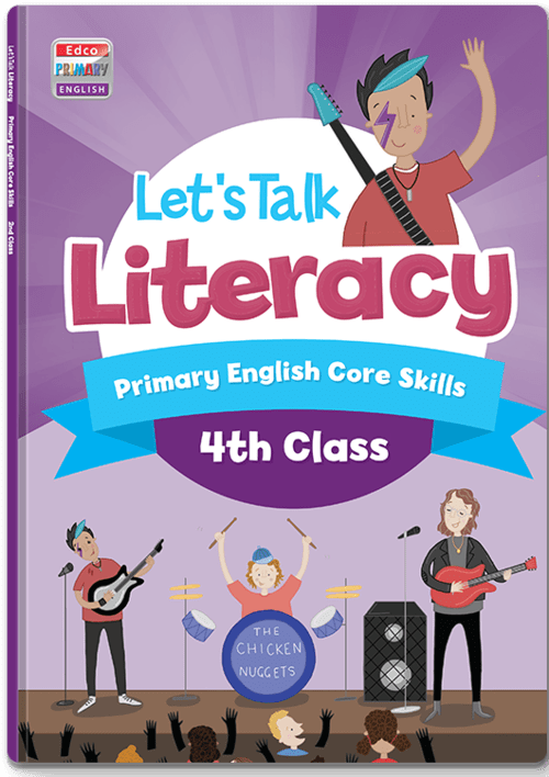 Let's Talk Literacy 4