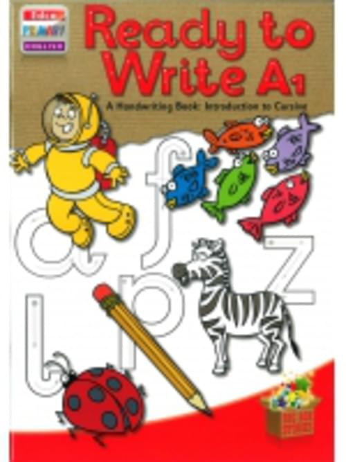 Ready to Write A1 - Junior Infants