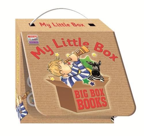 My Little Box - Pack of 10 Books Junior Infants