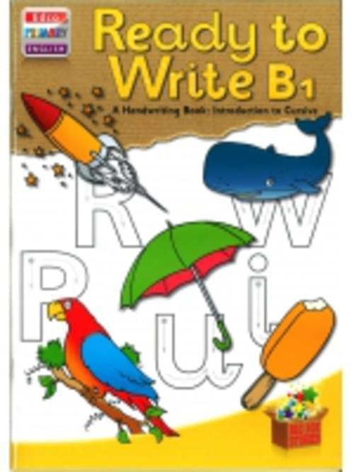 Ready to Write B1 - Senior Infants