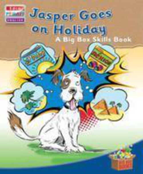 Jasper Goes On Holiday Skills Book - 2nd Class