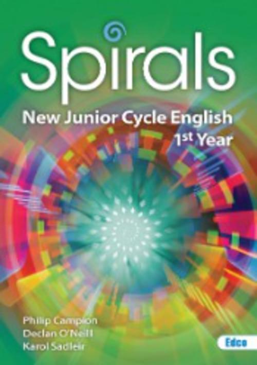 SPIRALS BOOK & PORTFOLIO Edco