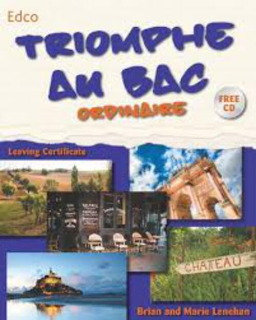 TRIOMPHE AU BAC ORDINAIRE Edco
