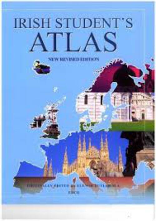 Irish Student's Atlas - Edco