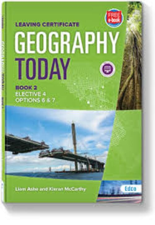Geography Today Book 2 - Elective 4, Options 6 & 7