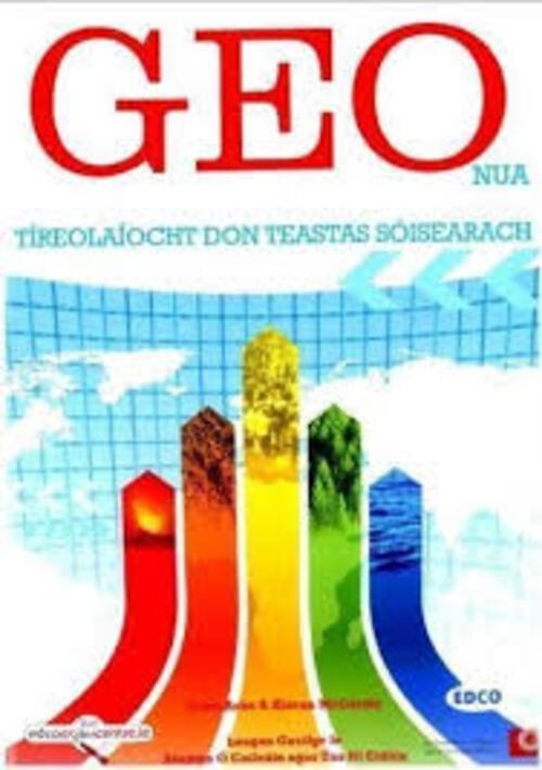 GEO NUA - GAEILGE Edco