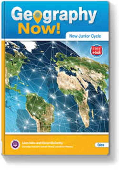 Geography Now! Pack - (Text, Activity Book and Organizer)