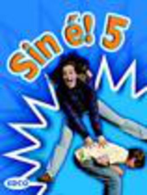 SIN E! 5 (INC CD & WK/BK) Edco