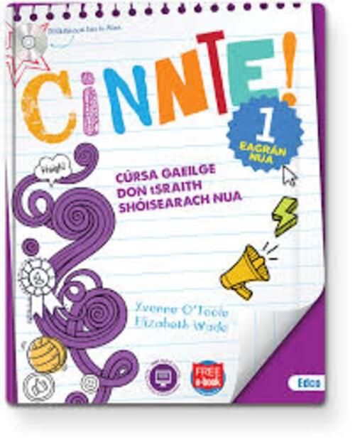 Cinnte 1 Eagran Nua Pack (New 2019)