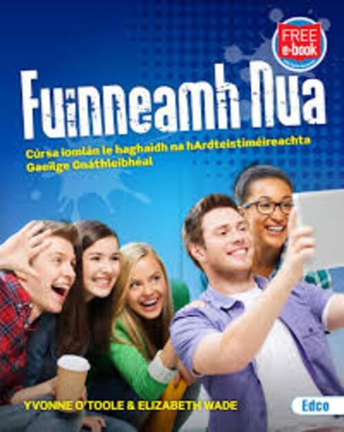 FUINNEAMH NUA PACK - Gnathleibheal