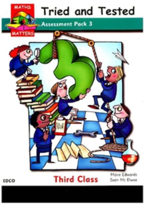 MATHS MATTERS 3 T&T ASSESSMENT Edco