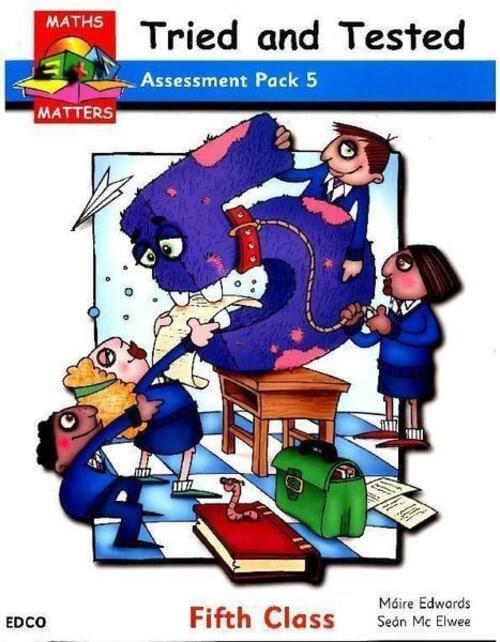 MATHS MATTERS 5 T&T ASSESSMENT Edco