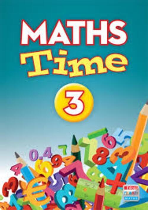 MATHS TIME 3 Edco