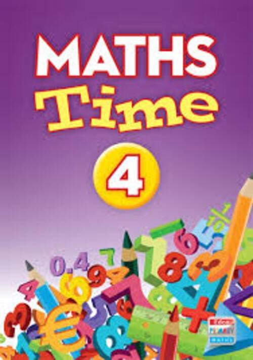 MATHS TIME 4 Edco