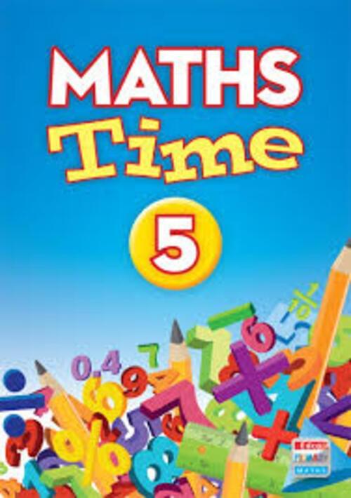 MATHS TIME 5 Edco