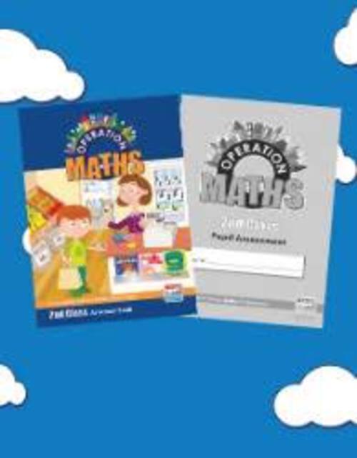 Operations Maths 2 - At School Book & Assessment