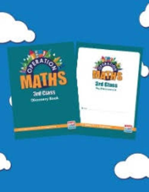 Operation Maths 3 - Discovery Book and Assessment Book