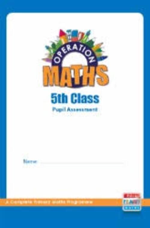 Operation Maths 5 Assessment Book