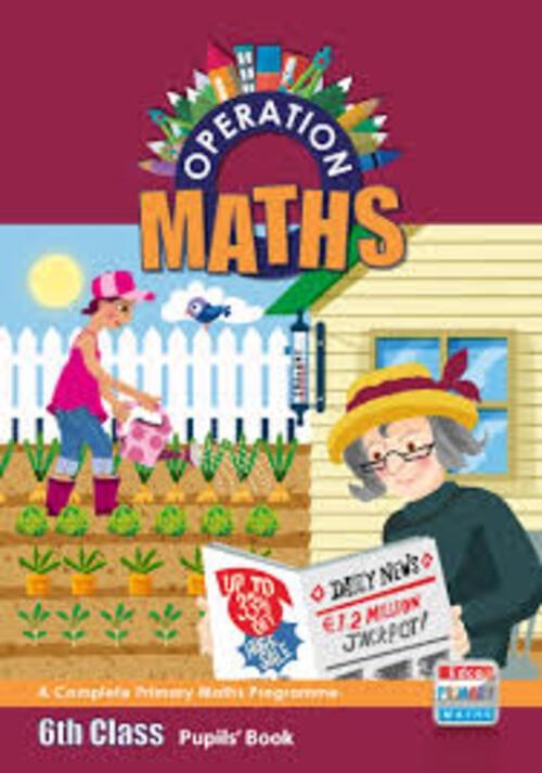 Operation Maths 6 - Pupils Book