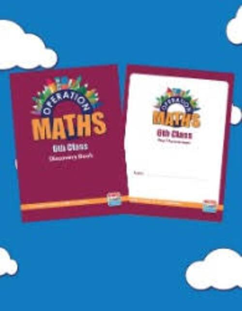 Operation Maths 6 - Discovery & Assessment Book